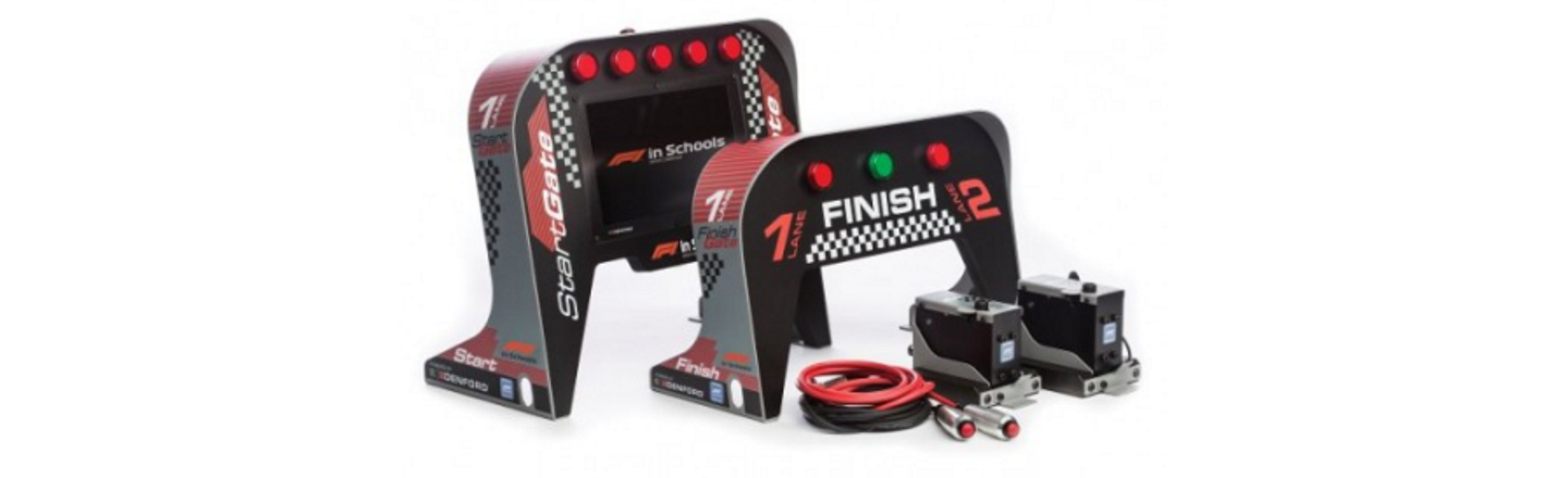 All New For 2017 F1 In Schools Race System Powered By